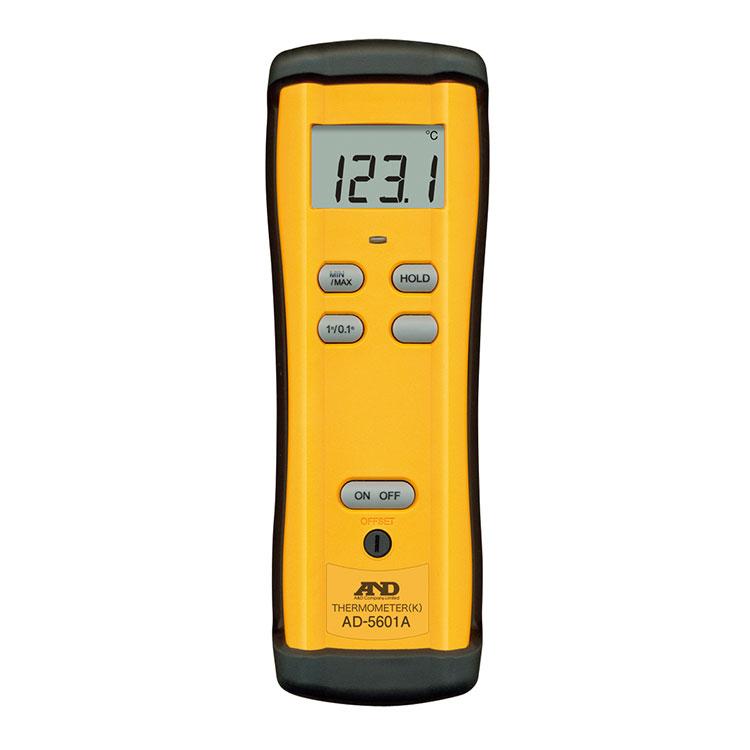 熱電対温度計(Kタイプ) AD-5601A