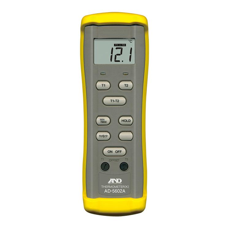 熱電対温度計(Kタイプ) AD-5602A