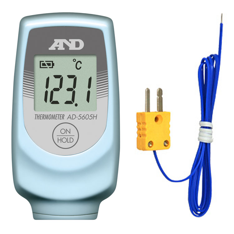 熱電対温度計(Kタイプ) AD-5605H