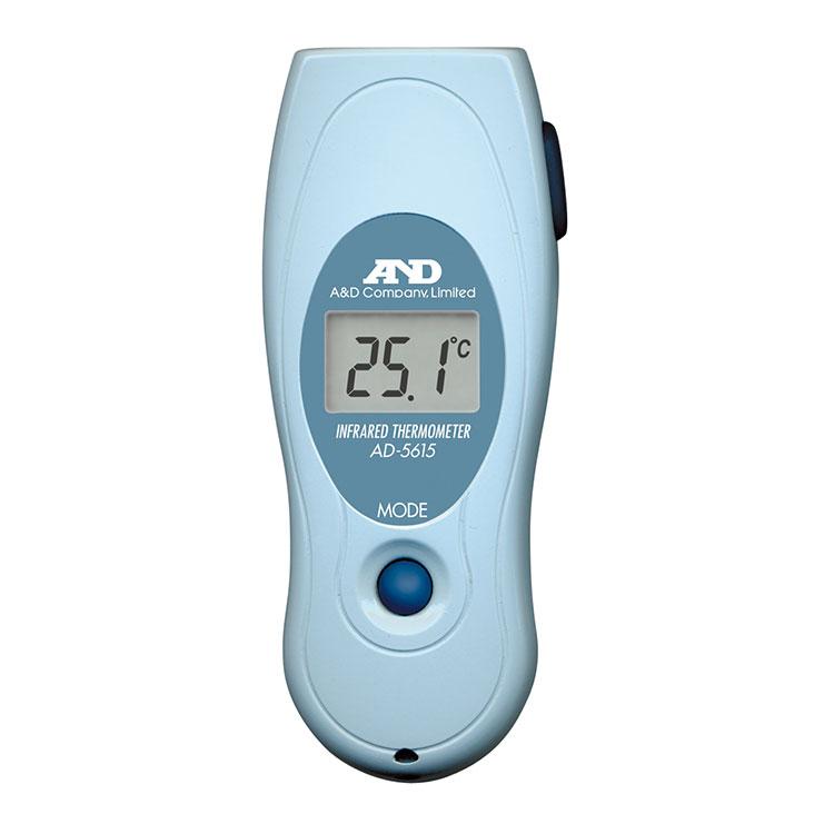 赤外線放射温度計 AD-5615