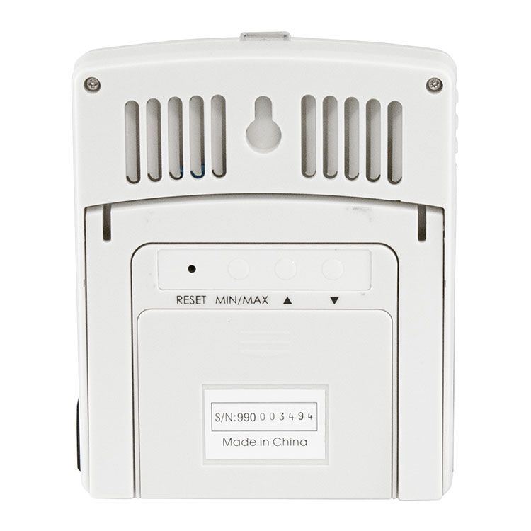温湿度SDデータロガー(記録計) 熱中症指数計 / 熱中症指数モニター AD-5696 画像