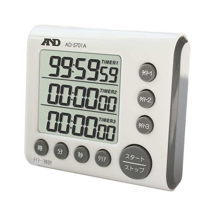 3チャンネル100時間タイマー AD-5701A 画像