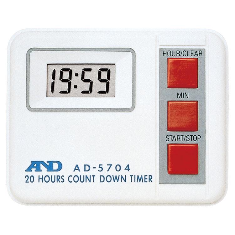 20時間タイマー AD-5704 画像