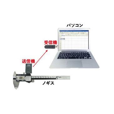 ワイヤレスデジタルノギス AD-5767-150S 画像