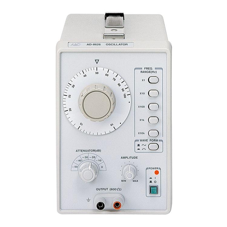 オシレーター AD-8626