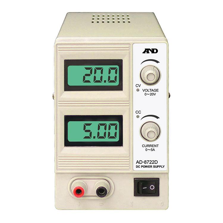 直流安定化電源 AD-8722D