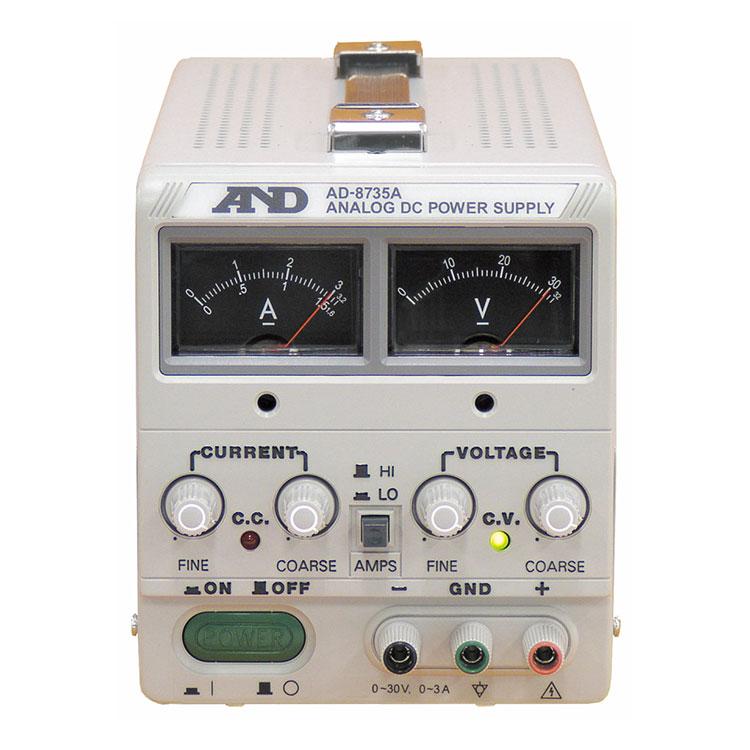 直流安定化電源 AD-8735A