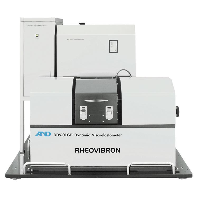動的粘弾性自動測定器 DDV-GPシリーズ(レオバイブロン)