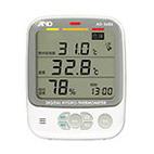ウェビナー動画:熱中症および熱中症指数計について 画像