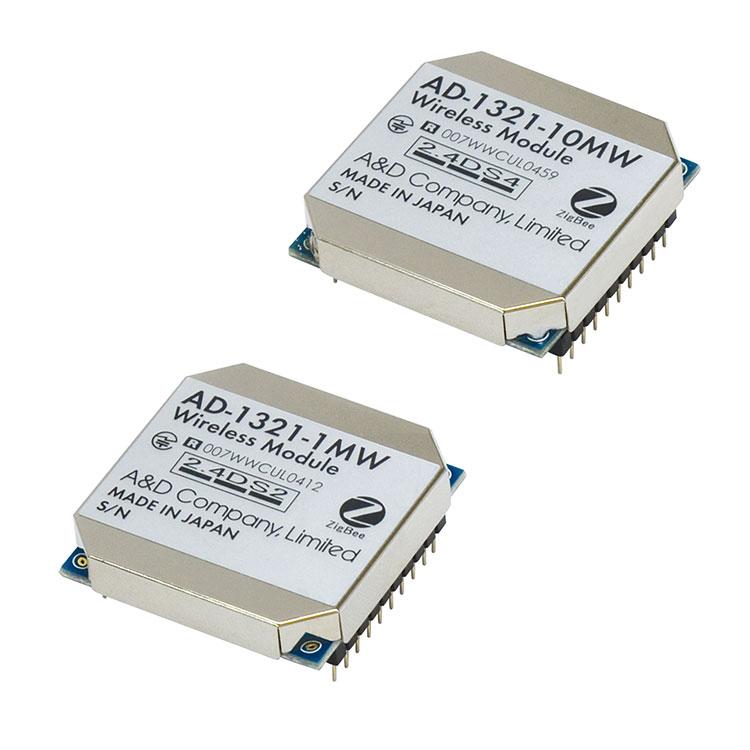 ワイヤレスモジュール ZigBee PRO AD-1321-1MW / AD-1321-10MW
